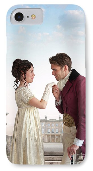 Regency Couple  IPhone Case