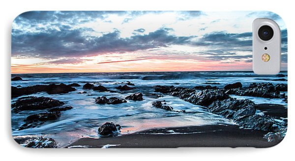 Rodeo Beach, Sausalito, Ca IPhone Case by Ashley Perlstein