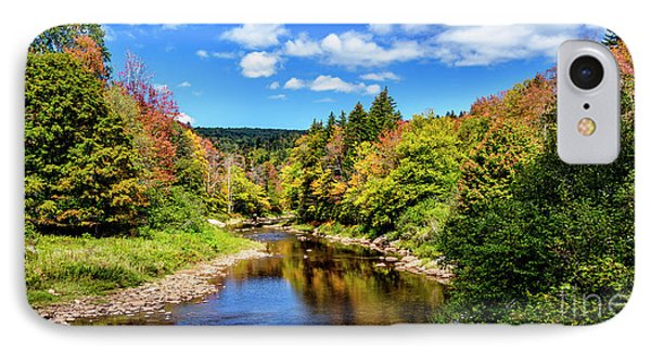 Shavers Fork Of Cheat River IPhone Case by Thomas R Fletcher