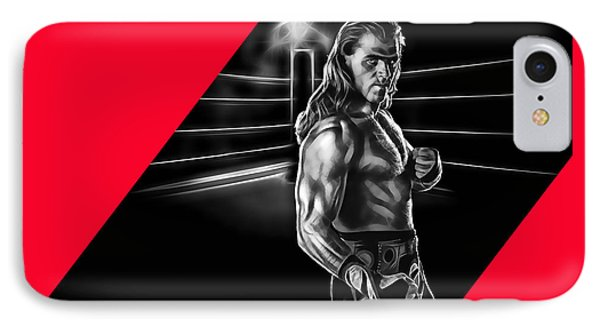 Shawn Michaels Wrestling Collection IPhone Case