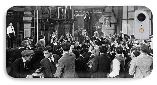 Silent Film Still: Crowds Phone Case by Granger
