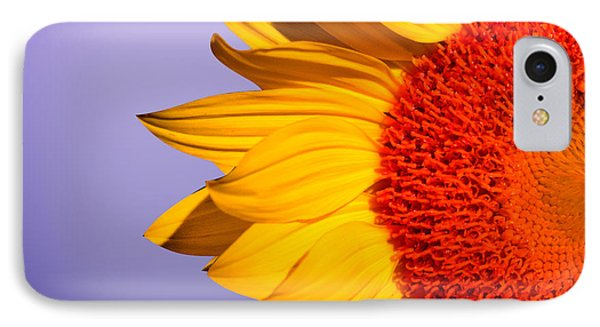 Sunflowers IPhone 7 Case by Mark Ashkenazi