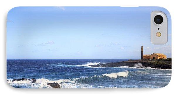 Canary iPhone 7 Case - Tenerife - Garachico  by Joana Kruse
