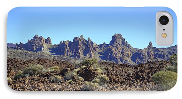 Canary iPhone 7 Case - Tenerife - Mount Teide by Joana Kruse