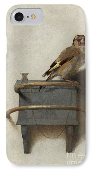 The Goldfinch IPhone 7 Case