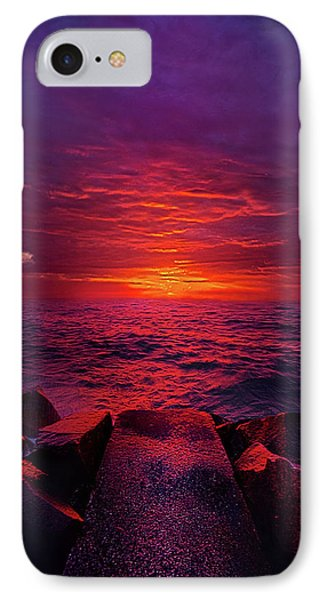 IPhone Case featuring the photograph The Path by Phil Koch