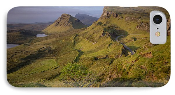 The Quiraing IPhone Case by Nichola Denny