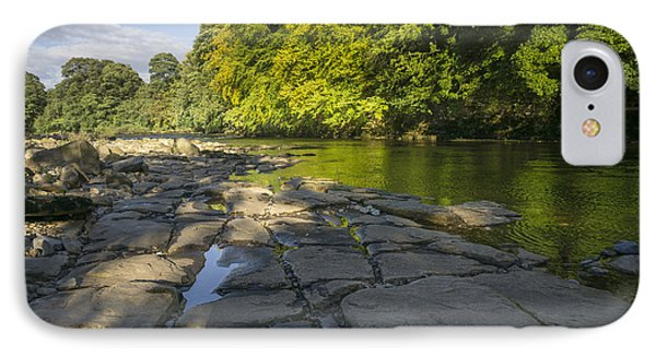 The River Swale IPhone Case by Nichola Denny