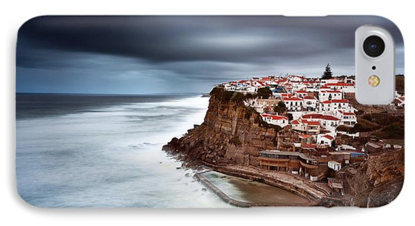 IPhone Case featuring the photograph Upcoming Storm by Jorge Maia