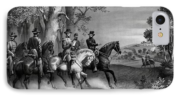 The Surrender Of General Lee IPhone Case by War Is Hell Store