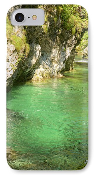 The Vintgar Gorge IPhone Case