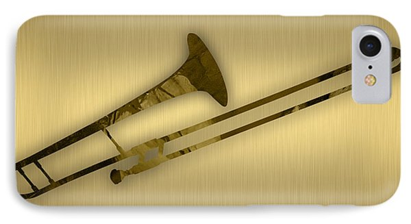 Trombone Collection IPhone Case