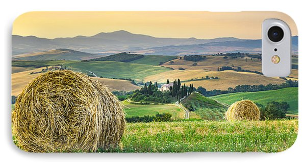 Tuscany Morning IPhone Case