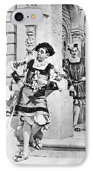 Two Gentlemen Of Verona Phone Case by Granger