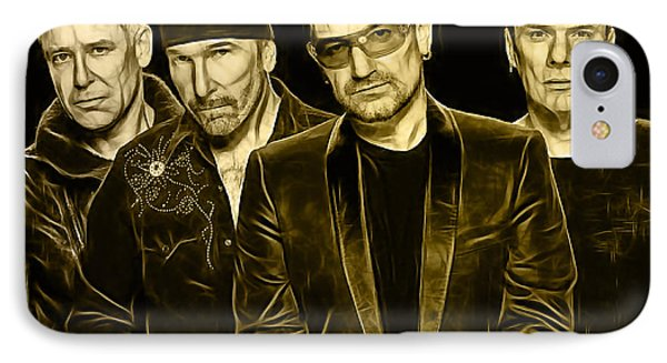 U2 Collection IPhone 7 Case