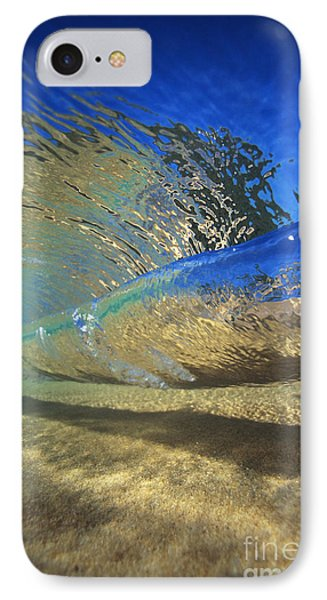 Underwater Wave Phone Case by Vince Cavataio - Printscapes