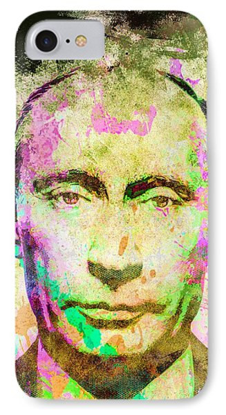Vladimir Putin IPhone Case