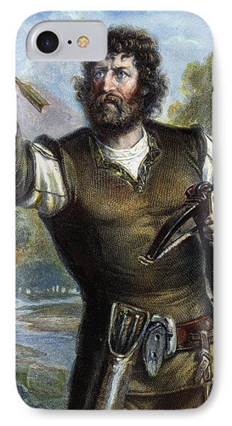 William Tell Phone Case by Granger