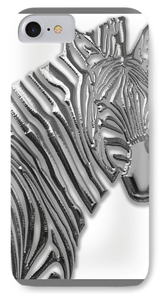 Zebra Collection IPhone Case by Marvin Blaine