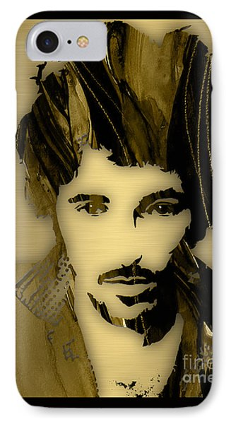 Bruce Springsteen Collection IPhone Case by Marvin Blaine
