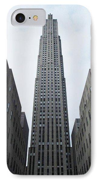 30 Rockefeller Center IPhone Case