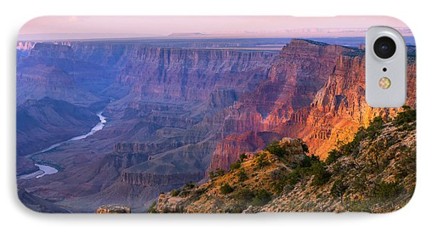 Canyon Glow IPhone 7 Case by Mikes Nature