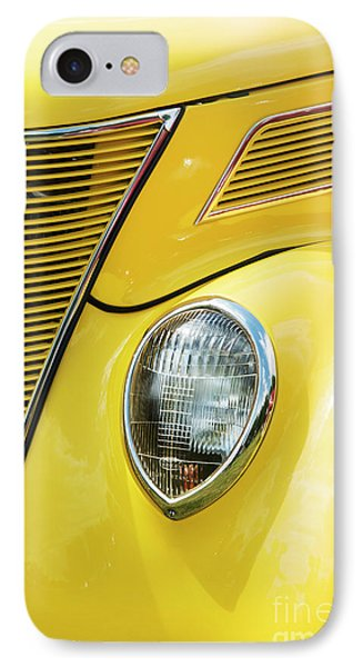IPhone Case featuring the photograph 30s Ford by Tim Gainey