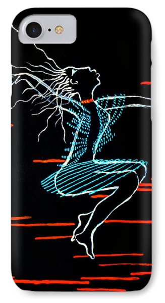 Dinka Dance - South Sudan IPhone Case