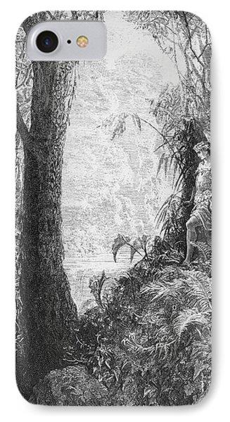 Milton: Paradise Lost Phone Case by Granger