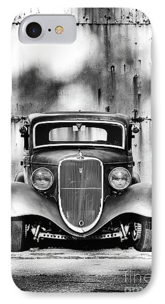 33 Ford V8 IPhone Case by Tim Gainey
