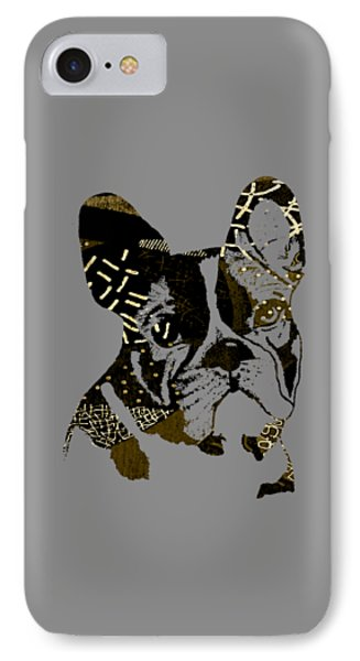 French Bulldog Collection IPhone Case by Marvin Blaine