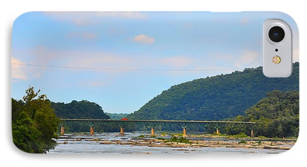 340 Bridge Harpers Ferry Phone Case by Bill Cannon