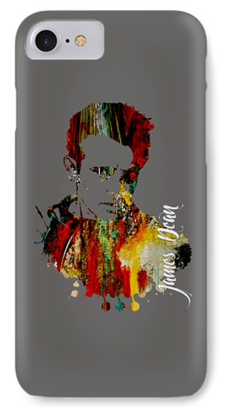 James Dean Collection IPhone Case by Marvin Blaine