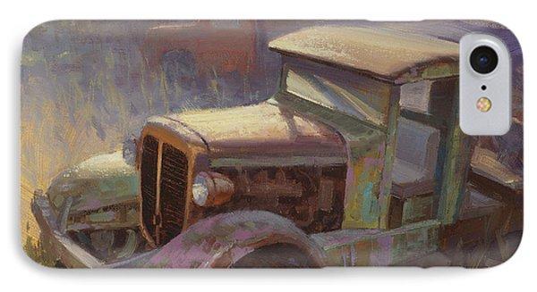 Truck iPhone 7 Case - 36 Corbitt 4x4 by Cody DeLong
