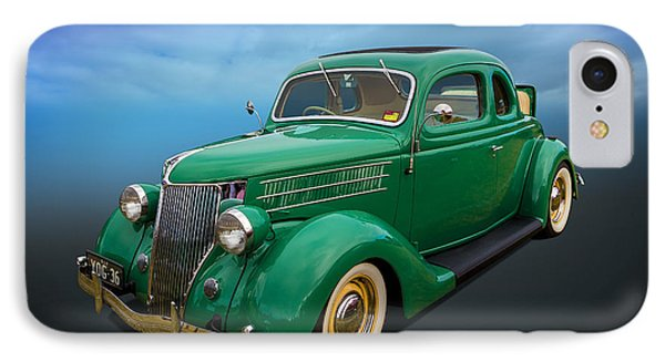 36 Ford IPhone Case by Keith Hawley