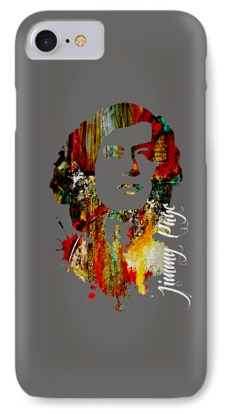 Jimmy Page Collection IPhone 7 Case
