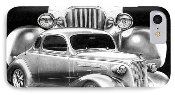 37 Double C IPhone Case by Peter Piatt