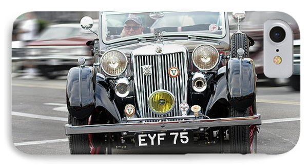 IPhone Case featuring the photograph 38 M G  V A Tickford by Bill Dutting
