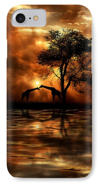 3861 IPhone Case by Peter Holme III