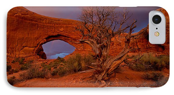 IPhone Case featuring the photograph Arches by Evgeny Vasenev