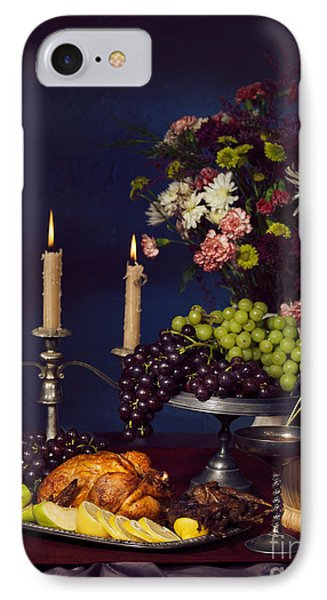 Artistic Food Still Life Phone Case by Oleksiy Maksymenko