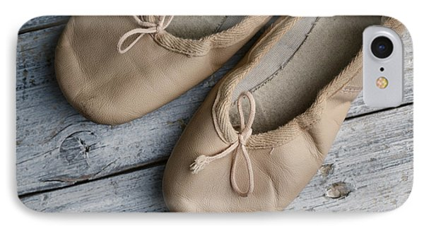 Ballet Shoes IPhone Case by Nailia Schwarz