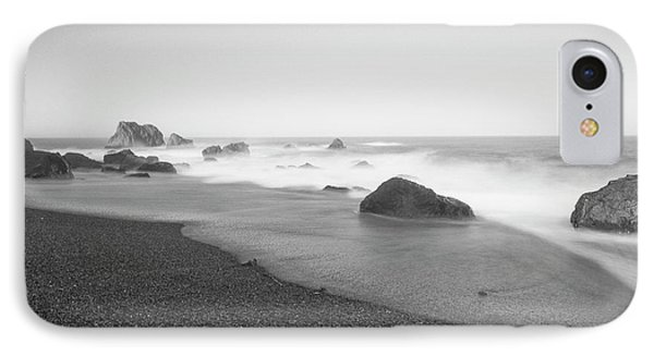 Beach, Rocks And Surf IPhone Case
