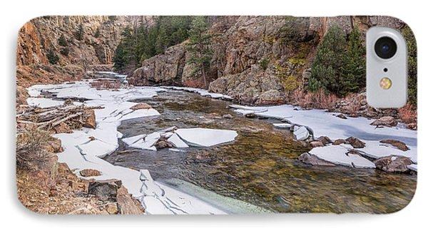 Cache La Poudre River  IPhone Case by Marek Uliasz