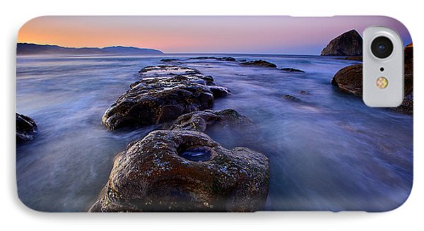 IPhone Case featuring the photograph Cape Kiwanda by Evgeny Vasenev