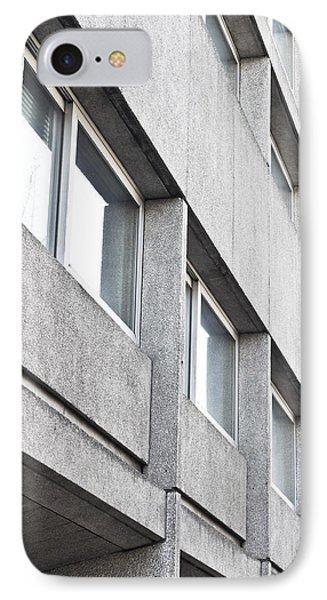 Concrete Building IPhone Case