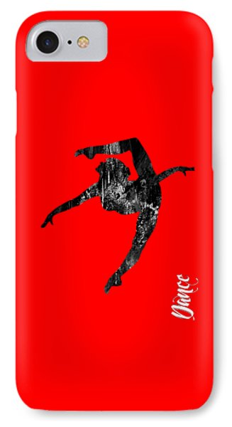 Dance Collection IPhone Case