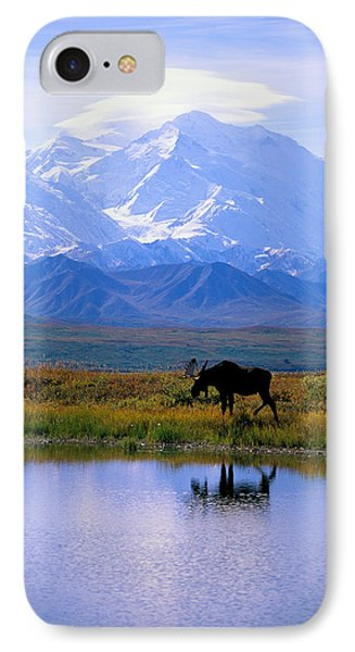 Denali National Park IPhone Case by John Hyde - Printscapes
