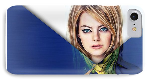Emma Stone Collection IPhone Case