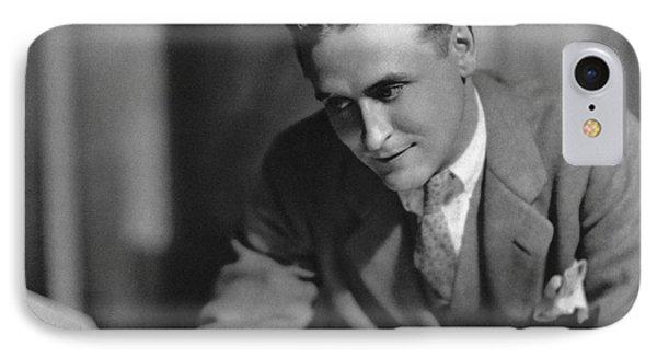 F. Scott Fitzgerald Phone Case by Granger